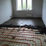 Grindų betonavimas ir paruošimas